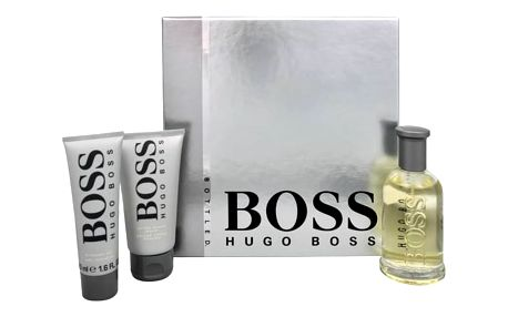 Hugo Boss No.6 100ml + 75ml balsám po holení + 50ml sprchový gel