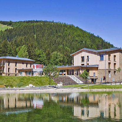 Luxusní apartmán ve Špindlu pro dva i rodinu
