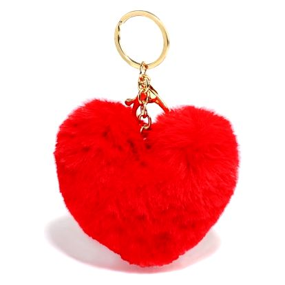 Červený přívěšek Heart 1014