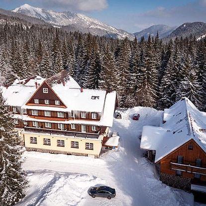 Hotel Mikulášská Chata***, 3* hotel s wellness přímo u lyžařského střediska Jasná