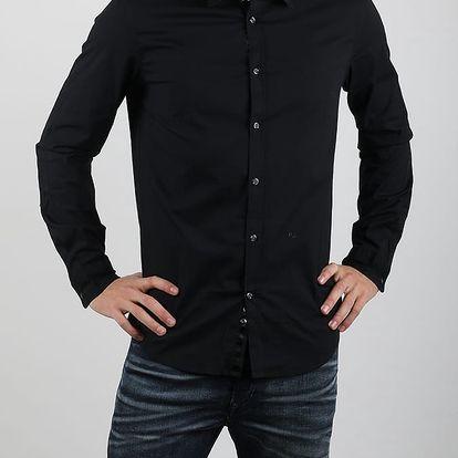 Košile Diesel S-Toki Camicia Černá