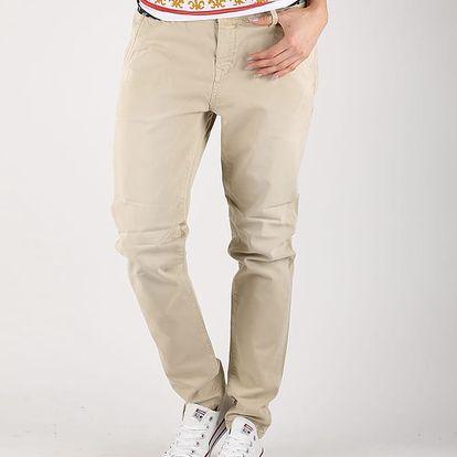 Kalhoty Pepe Jeans PENNY Béžová
