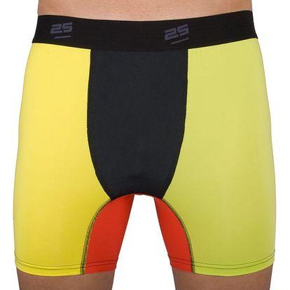 Pánské funkční boxerky Twenty Five barevné