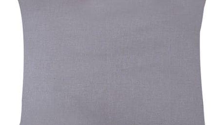 XPOSE ® Povlak na polštář MICHAELA DUO - tmavě šedá/světle šedá 40x40 cm