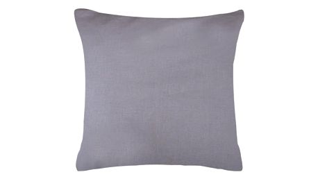 XPOSE ® Povlak na polštář MICHAELA DUO - tmavě šedá/černá 40x40 cm