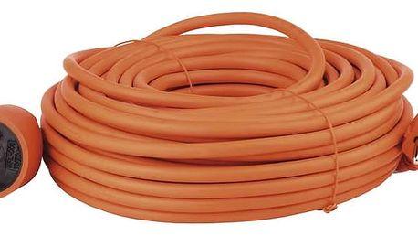 Emos Prodlužovací kabel spojka 25m poškozený obal