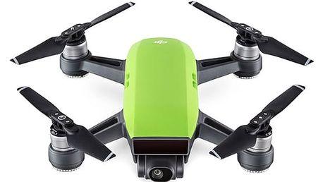Dron DJI Spark Fly More Combo (DJIS0202C) zelený + DOPRAVA ZDARMA