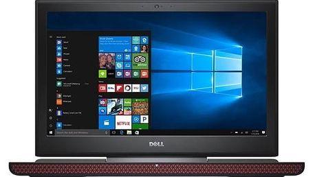 Notebook Dell Inspiron 15 7000 (7567) (N-7567-N2-512K) černý + Doprava zdarma