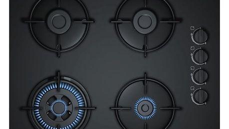 Plynová varná deska Bosch POH6B6B10 černá + DOPRAVA ZDARMA