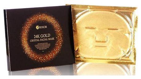Korejská zlatá pleťová maska proti vráskám