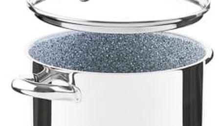 KOLIMAX CERAMMAX PRO STANDARD hrnec s poklicí 18cm 3,0l, granit šedá