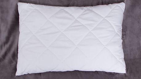 Prošívaný polštář 40x60 cm