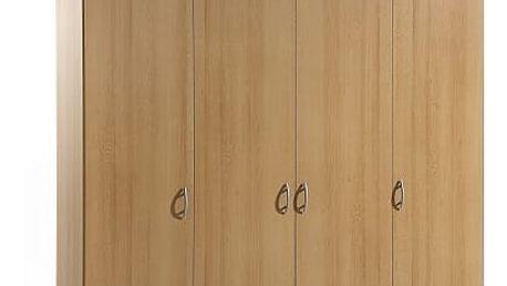 Šatní skříň BASE 4