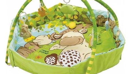 Hrací deka s hrazdou Canpol babies Hrací koberec s hrazdičkou a ohradou COUNTRY