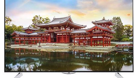 Televize JVC LT-43VU72J černá + DOPRAVA ZDARMA