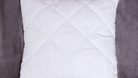 Prošívaný polštář 40x40 cm