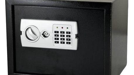 Trezor digitální G21 GA-E30 380x300x300mm černý + Doprava zdarma