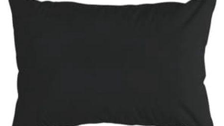 XPOSE ® Povlak na polštář MICHAELA - černá 70x90 cm