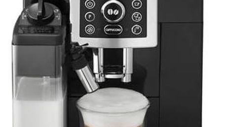 Espresso DeLonghi Intensa ECAM 23.460.B černé + Doprava zdarma