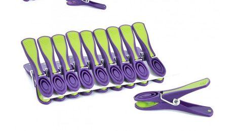 Kolíčky na prádlo, 10 ks orion