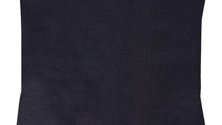 XPOSE ® Povlak na polštář MICHAELA - černá 40x40 cm