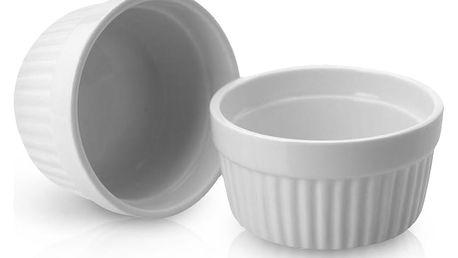 Zapékací misky set 2 ks, 11 x 4,8 cm, pr. 11 cm
