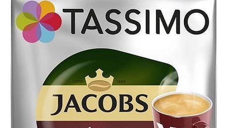 Kapsle pro espressa Tassimo Jacobs Café Crema XL 16ks