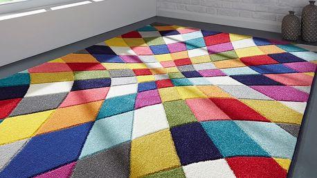 Koberec Flair Rugs Spectrum Rhumba Multi,80x150cm - doprava zdarma!