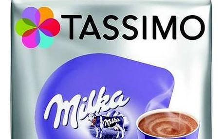 Kapsle pro espressa Tassimo Milka 240 g big disc