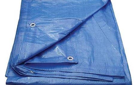 Plachta zakrývací CEV 3 x 5 m modrá