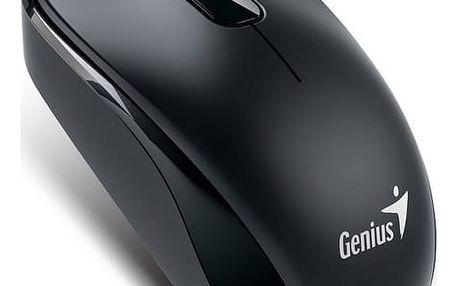 Myš Genius DX-110 (31010116108) černá / optická / 3 tlačítka / 1000dpi
