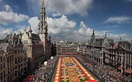 Poznávací víkendový výlet do Lucemburska a Belgie pro 1 osobu