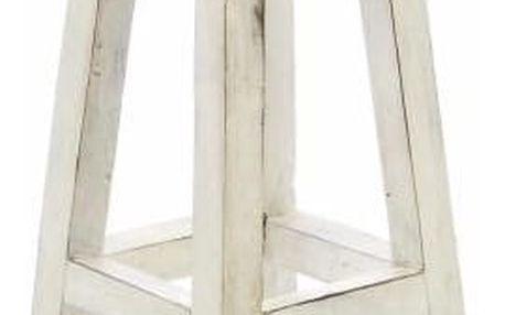 Divero 47296 Designová retro stolička VINTAGE vzhledu - výška 50 cm