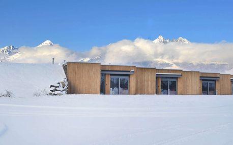 Nové apartmány pod Tatrami s výbornou polohou pro lyžování