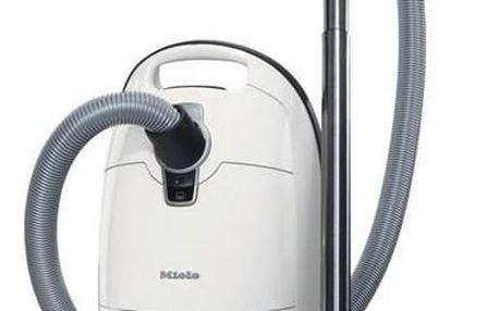 Vysavač podlahový Miele Complete C3 Allergy Powerline bílý + Doprava zdarma