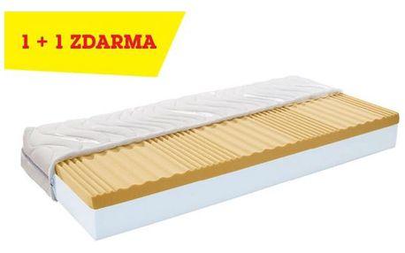 Matrace s paměťovou pěnou arian visco, 90/200 cm