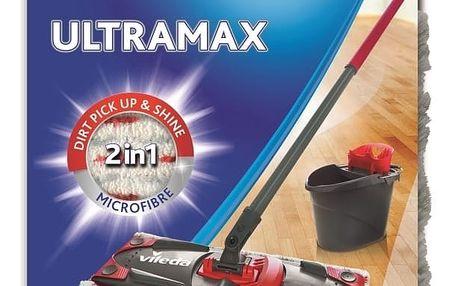 Vileda Ultramax mop náhrada Microfibre 2v1