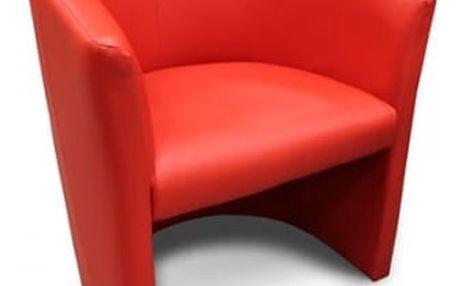 Cube 1 - červená