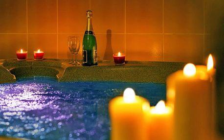 Žďárské vrchy romanticky ve wellness hotelu s parádními procedurami, polopenzí i neomezeným fitness