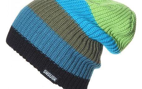 Unisex barevná zimní čepice - 5 variant