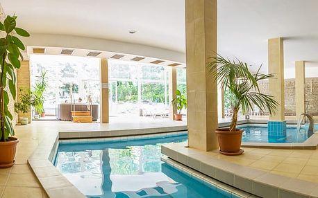 CE Quelle Hotel Hévíz***, Dokonalý relax ve wellness s léčivou termální vodou