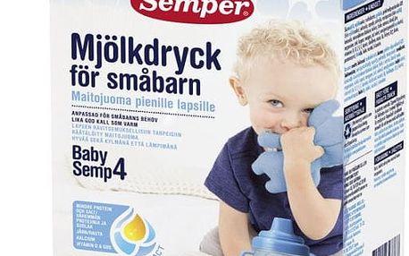 6x SEMPER Baby 4 (800 g) – kojenecké mléko
