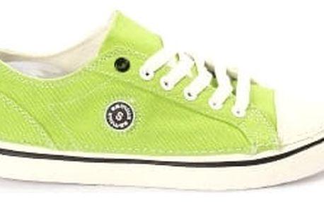 Kvalitní tenisky SAMLUX zelené