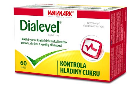 WALMARK Dialevel 60 tablet