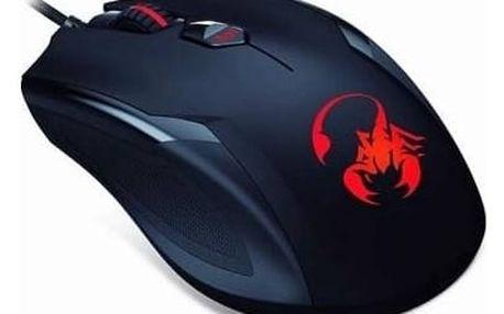 Myš Genius GX Gaming Ammox X-1 400 (31040033104) černá + Doprava zdarma