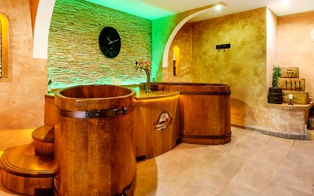 Relax v Beskydech s wellness a polopenzí