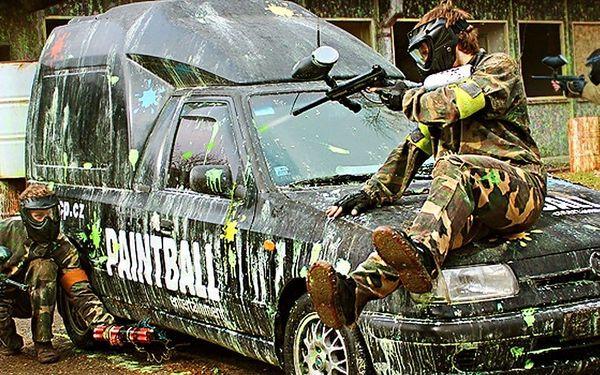 Paintball Entertainment