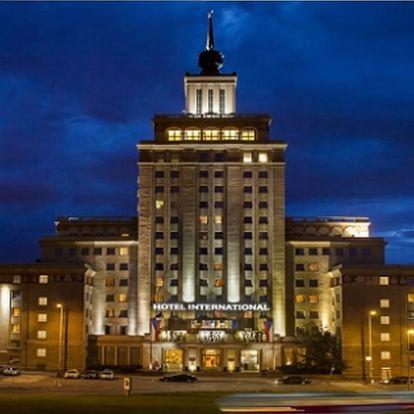 Koncert BEATLES revival - vstupenka pro jednoho v unikátním prostředí hotelu International.