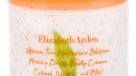 Elizabeth Arden Green Tea Nectarine Blossom Honey Drops 250 ml tělový krém pro ženy