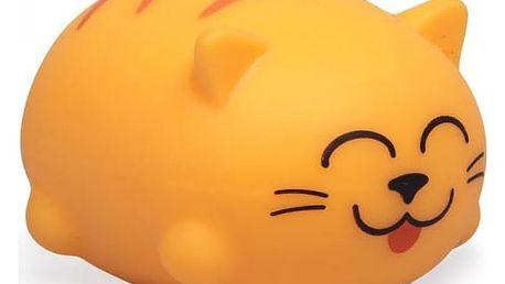Antistresová gumová kočička